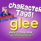 Glee Character &quot;Tags&quot; Literature Novel Activity