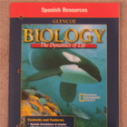 Glencoe Biology The Dynamics of Life Spanish Resources