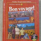 Glencoe French Bon Voyage! Teacher Edition Textbook