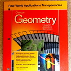 Glencoe Geometry Real World Applications Transparencies