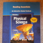 Glencoe Physical Science &quot;Reading Essentials&quot; Workbook