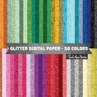 Glitter Sparkle Digital Paper