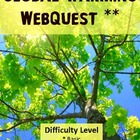 Global Warming Webquest Q&amp;A for K - 2 advanced students