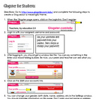 Glogster for Students \ Tech Integration