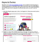 Glogster for Teachers | Technology Integration