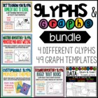 Glyphs Galore: Glyphs and Graphs for Back to School