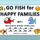 Go Fish for Happy Families - Set 1