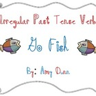 Go Fish for Irregular Past Tense Verbs