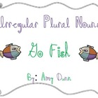 Go Fish for Irregular Plural Nouns