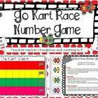 Go Kart Race Number Game *FREEBIE*