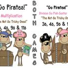 Go Pirates! Multiplication & Division Go Fish The Not So T