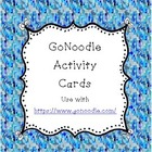 GoNoodle Activity Cards