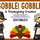 Gobble Gobble!  A Common Core Aligned Thanksgiving Pack!