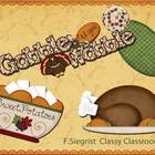 Gobble Till You Wobble~Thanksgiving Dinner Menu ~Common Co
