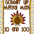 Gobblin' Up Mental Math