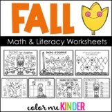 November Print it! Math Pack