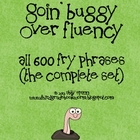 Goin&#039; Buggy: Fluency Phrases for All 600 Fry Words