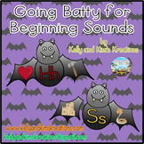Going Batty for Beginning Sounds!
