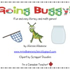 Going Buggy! Literacy and Math Games {FREEBIE!}