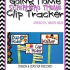 Going Home Clip Tracker: Superhero Theme