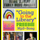 &quot;Going to the Library&quot; Song Mp3 Digital Download