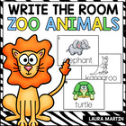 Going to the Zoo-Read and Write the Room