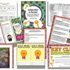 Golden Keys to Success Back to School Classroom Behavior M
