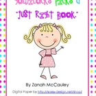 Goldilocks Picks a Just Right Book