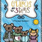 Goldilocks and the Three Bears {Printable Booklet}