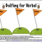 Golfing Speech & Language Pack