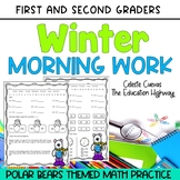December Good Morning Math Work Grade 1