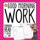 Good Morning Work - Reading - February