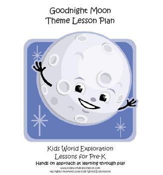 Goodnight Moon Theme Lesson Plan Ideas