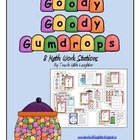 Goody, Goody Gumdrops (8 Math Work Stations)