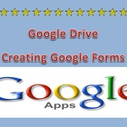 Google Drive-Creating forms