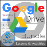 Google Drive Docs Lessons Bundle