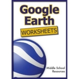Google Earth Worksheets