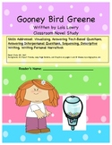 Gooney Bird Greene Novel Study