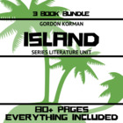 Gordon Korman&#039;s &quot;Island&quot; Complete Series - Literature Unit