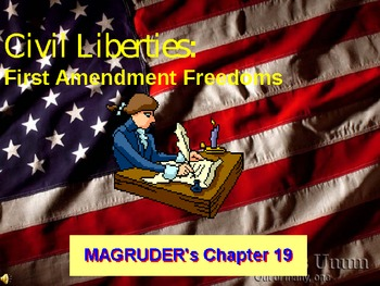 Government: Civil Liberties: 1st Amendment Freedoms
