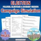 Government Election Campaign Simulation