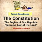 Government: The Constitution