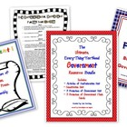 Government Combo - The Everything-You-Need Resource Bundle
