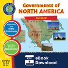 Governments of North America BIG BOOK Gr. 5-8