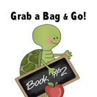 Grab a Bag and Go!  Homework Packets Book 2