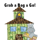 Grab a Bag and Go! Phonemic Awareness / Centers & Small Gr