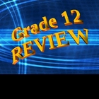 Grade 12 Math Review