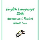Grade 2 English Language Skills Assessments