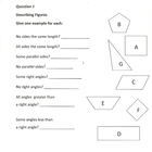 Grade 3 Geometry Review
