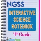Grade 4 NGSS Interactive Science Notebook Activities